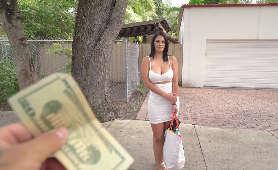 Darmowe Strony Pornograficzne - Cristal Caraballo, Sukienka